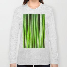 Tropical Green Riverweed Long Sleeve T-shirt