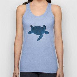 Turtle Unisex Tank Top
