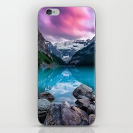 Lake Louise iPhone Skin