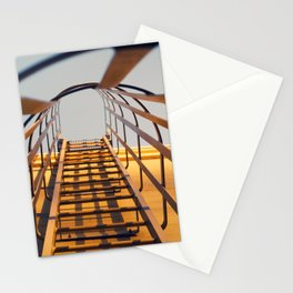 up (and away o30.) Stationery Cards