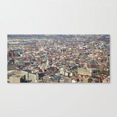 Rhine Canvas Print