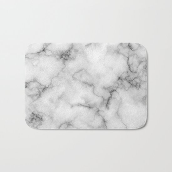 Marble Art V3 Bath Mat