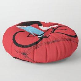 Ride or Die No. 1 Floor Pillow