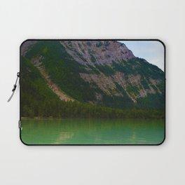 Kinney Lake in Mount Robson Provincial Park, British Columbia Laptop Sleeve