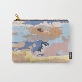 Sand Breeze Carry-All Pouch