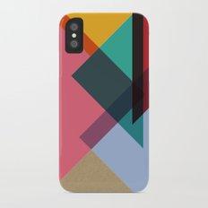 Triangles (Part 2) iPhone X Slim Case
