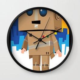 I'm gonna be a ROBOT! Wall Clock