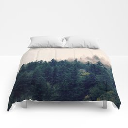 My Happy Place Comforters