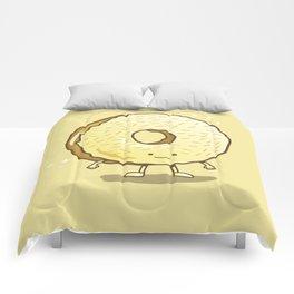 The Golden Donut Comforters