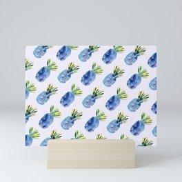 Pineapple vibes #2 Mini Art Print