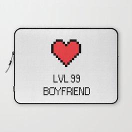 LVL 99 BOYFRIEND Laptop Sleeve