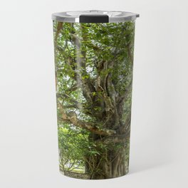 "The ""Magic Tree"", Killing Fields, Cambodia Travel Mug"