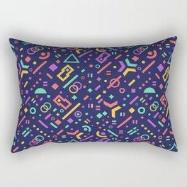 MEMPHIS IV Rectangular Pillow
