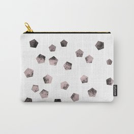 Pentagons of May 21 Carry-All Pouch