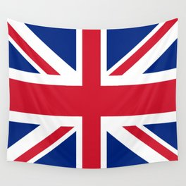 flag of uk- London,united kingdom,england,english,british,great britain,Glasgow,scotland,wales Wall Tapestry