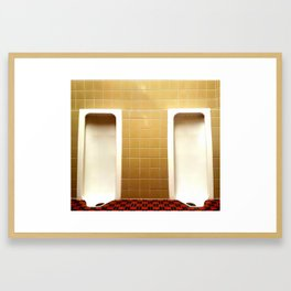 Do The Duchamp Framed Art Print