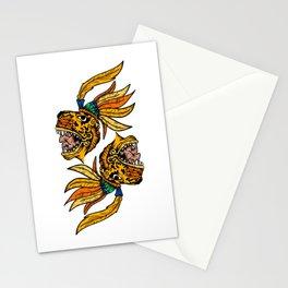 Aztec Warior Jaguar Maya Inca Culture Civilization Gift Stationery Cards