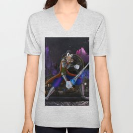 Knight of the Realm Unisex V-Neck