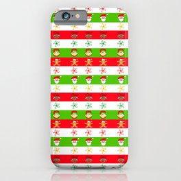 Merry Christmas Whimsy iPhone Case