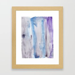 3   | 190907 | Watercolor Abstract Painting Framed Art Print