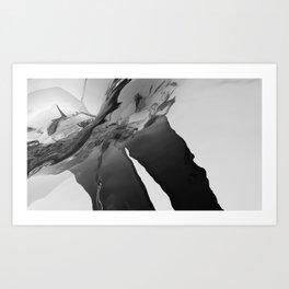 Chrysocolla (series) - 05 Art Print