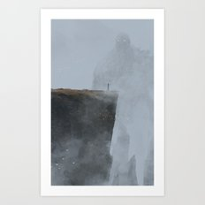 summoner Art Print