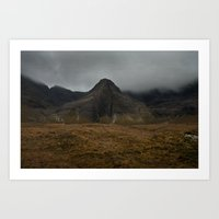 middle earth Art Prints featuring Middle earth by Ferdinand Bardamu