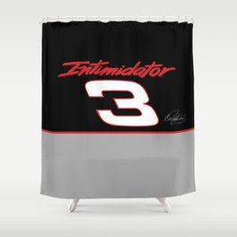Dale Earnhardt Intimidator #3 Shower Curtain
