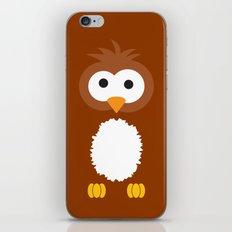 Minimal Owl iPhone & iPod Skin