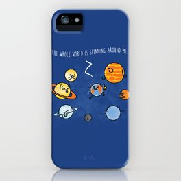 Party Like It's 1550 iPhone Case
