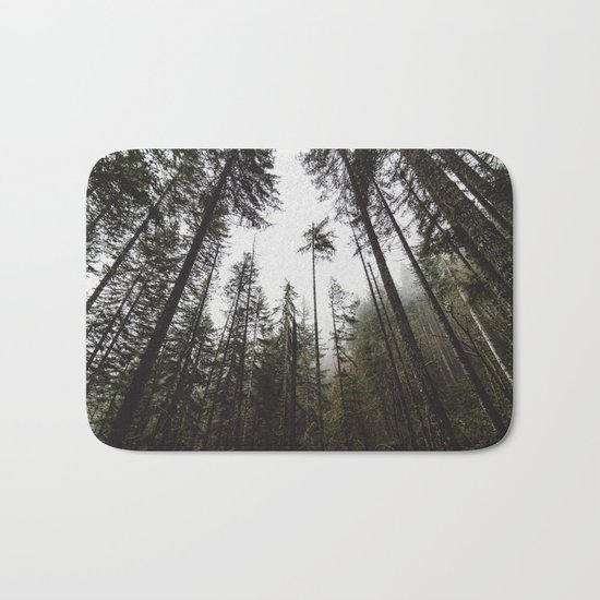 Pacific Northwest Forest Bath Mat