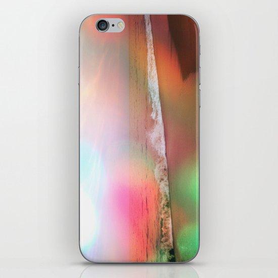 Waves of Imagination iPhone Skin