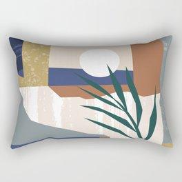 Sunset II Rectangular Pillow