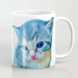 Cute Colorful Cat Couple Coffee Mug