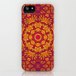 Kaleidoscope Dream iPhone Case