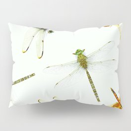 Dragonfly Pattern Pillow Sham