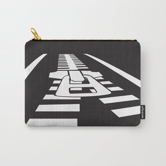 Zip The Road Carry-All Pouch