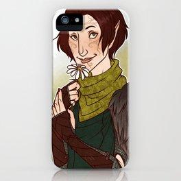 A Daisy for Daisy iPhone Case