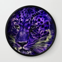 Jaguar 021 Wall Clock