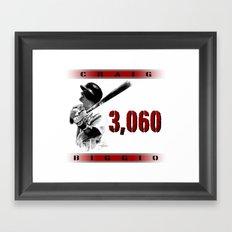 Mr. 3060 Framed Art Print