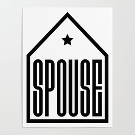 Spouse in the house Poster