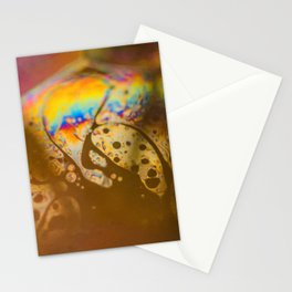 Colorful Abstract Image, colorful, abstract, light, dots, decor, home, bedroom, living-room, paintin Stationery Cards