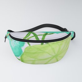 coloured flowers Fanny Pack