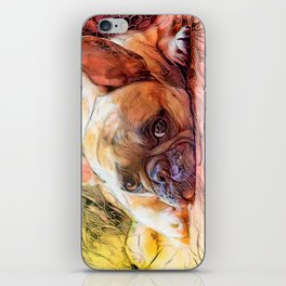 Walkies Now iPhone Skin