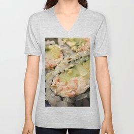 Sushi Unisex V-Neck