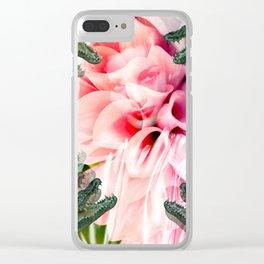 Lauren Clear iPhone Case