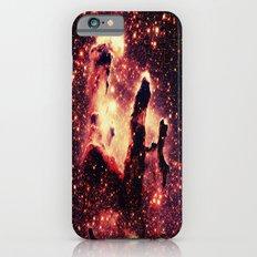 galaxy : Copper Pillars of Creation Nebula Slim Case iPhone 6s