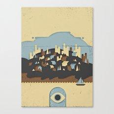 El Niño Canvas Print