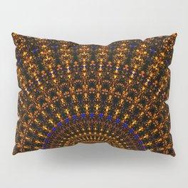Quasicrystalline Sunrise Pillow Sham