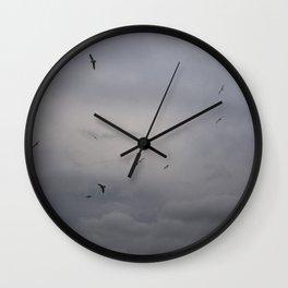 Il Canal Grande Wall Clock